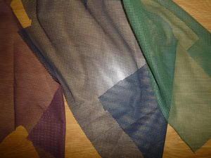 652 Netting 100% polyester Bredd 150 cm