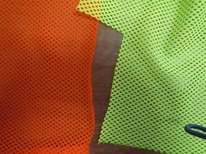 653 Fluorescerande Mesh 100% polyester Bredd 150 cm