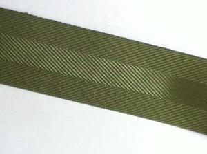 Polyester 25 mm fg olivgrön