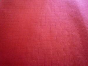 Ripstop Röd