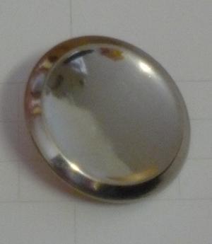 Metallknapp 21mm Förn.