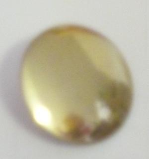 Metallknapp 19mm Guld