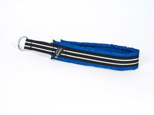 HALSBAND polstrad halvstryp med REFLEX, 25mm band