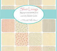 """Moda Silver Linings Charm Pack 5"""""""