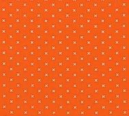 Lecien Orange Kryss