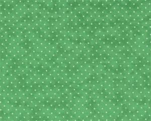 Moda Essential Dots Grass Green