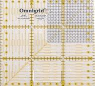 Linjal Omnigrid 15 x 15 Centimeter