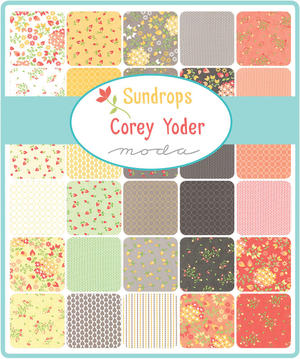 """Moda Sundrops Candy Pack 2½"""""""