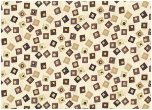 Golden Elements Squares