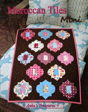 Mönster Moroccan Tiles Mini