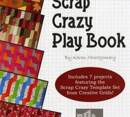 """Scrap Crazy Play Book 8"""""""