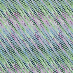 Tula Pink Teal Pixel