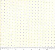Moda Essential Dots Multi Gul/Grå