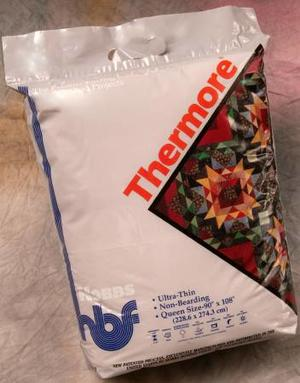 """Thermore  100 % Polyester 90 x 108"""""""