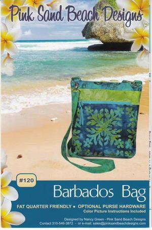 Mönster Barbados Bag
