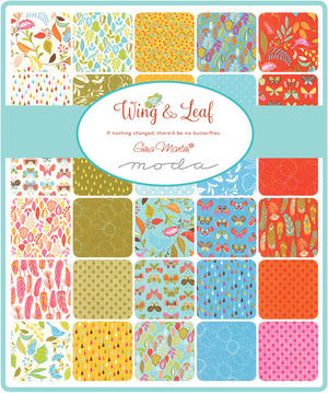 Moda Wing & Leaf Candy Pack 2½""