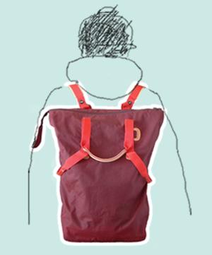 backbag® vagnväska