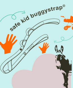 safe kid buggystrap®