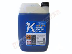 Standard, blåfärgad Glykol 4L