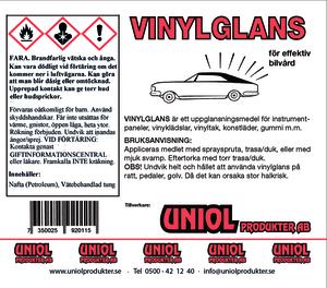 Vinylglans 25 Liter