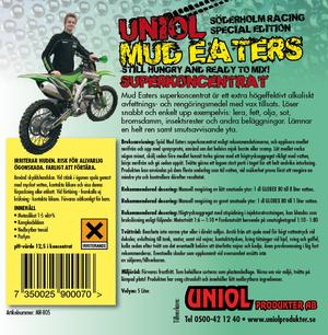 Uniol Mud Eaters 1 liter