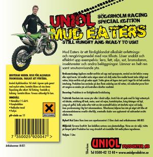 Uniol Mud Eaters Superkoncentrat 5 liter