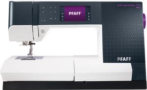 Pfaff Expression 720 quilt