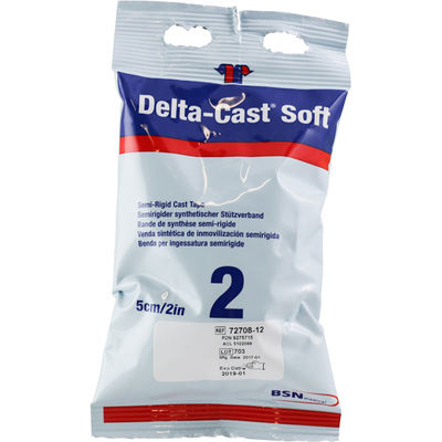Syntetiskt gips Deltacast Soft 5 cmx3,6 m /st