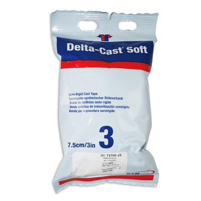 Syntetiskt gips Deltacast Soft 7,5 cmx3,6 m /st