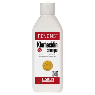 Radicin Klorhexidin shampo 600 ml /st