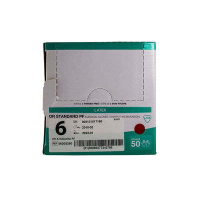 OR Standard PF operationshandske steril 6,0 /50 par