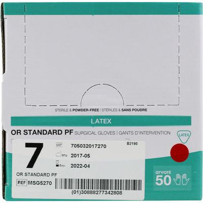 OR Standard PF operationshandske steril 7,0 /50 par