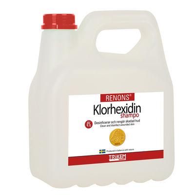 Radicin Klorhexidin shampo 3 liter /st