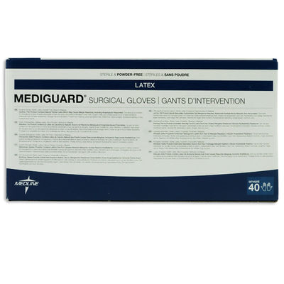 Mediguard operationshandske steril puderfri 8,0 /40