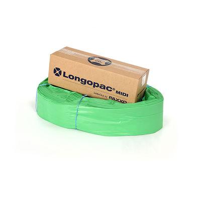 Longopac Biodegradable Midi Grön 70 m utan buntband  /st