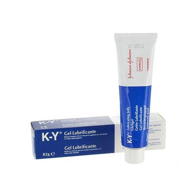 K-Y Gel tub 82 gram steril /st