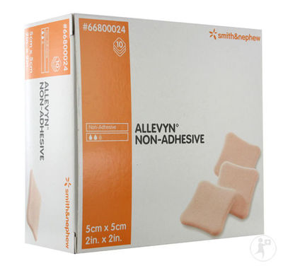 Allevyn Non-Adhesive 5x5 cm /10