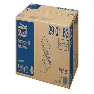Pappershanddukar till skåp Tork Advanced H3 vit 2-lag Z-fold /3750