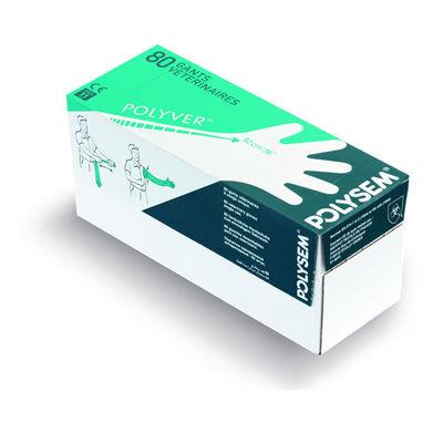 Rektalhandske Polysem Grön X-stark One size /80