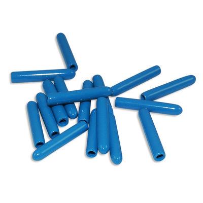 Spetsskydd för instrument blå 2,5-3 mm /20
