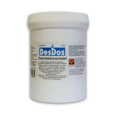 Desidos desinfektionsmedel tabletter /45