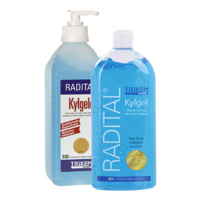 Radital Kylgel 2500 ml /st