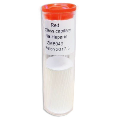 Hematokritrör NaHep 40 mm /100
