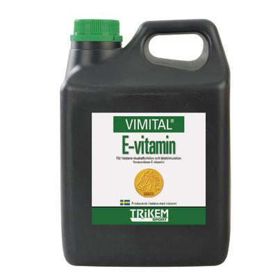 Vimital E Vitamin flytande 1 liter /st