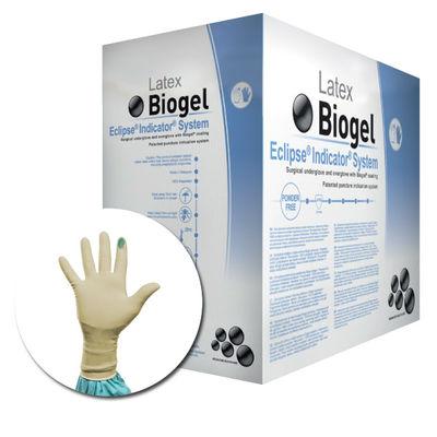 Biogel Eclipse Indicator dubbel operationshandske 8,0/2x25 par