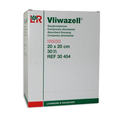 Vliwazell Steril 20x20cm /30