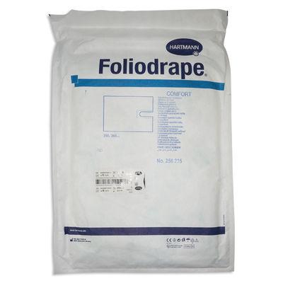 Foliodrape slitslakan 3-lagers 200x260 cm /st