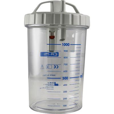 Behållare till elektrosug 1 liter med lock /st