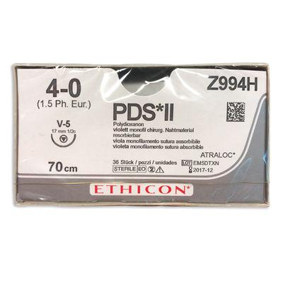 PDS II Z994H 4/0  V-5 70 cm /36