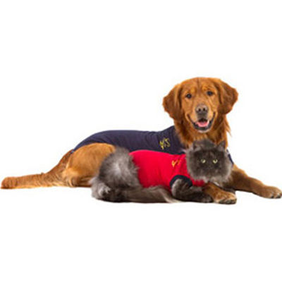 Medical Pet Shirt röd Kattbody 3XS /st